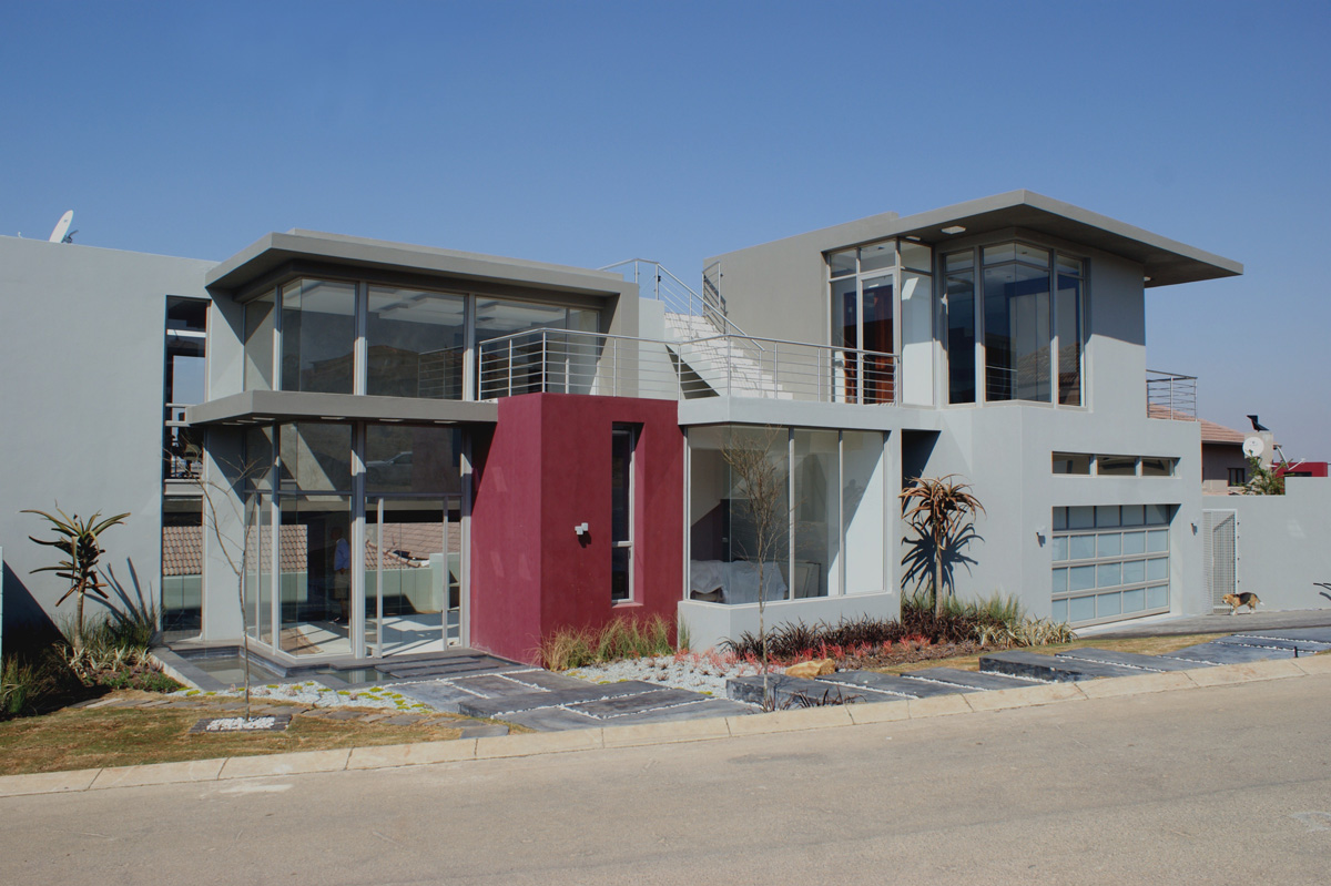 Kyalami (site pictures) street view , by Essar design