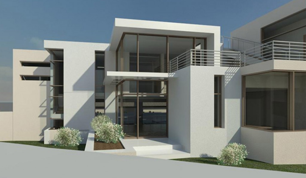 Kyalami (house design) entrance, by Essar design